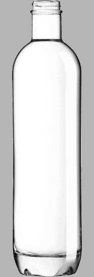 Bouteille verre réutilisable